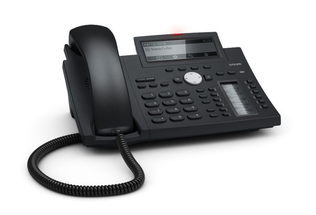 Snom Telephone System Repairs